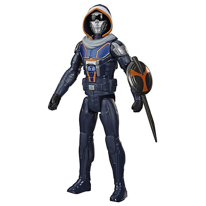 Figura acción Supervisor, serie Titan Hero, Hasbro