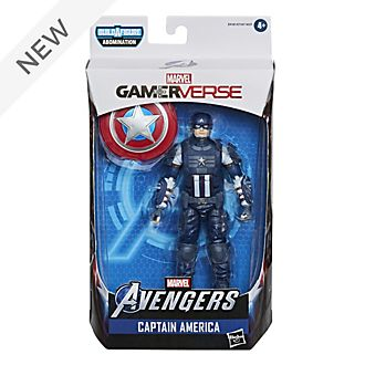 Hasbro Captain America 6'' Gamerverse Marvel Legends Series Action Figure