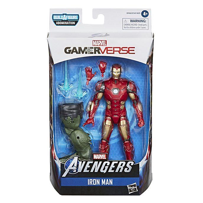 Hasbro Iron Man 6'' Gamerverse Marvel Legends Series Action Figure