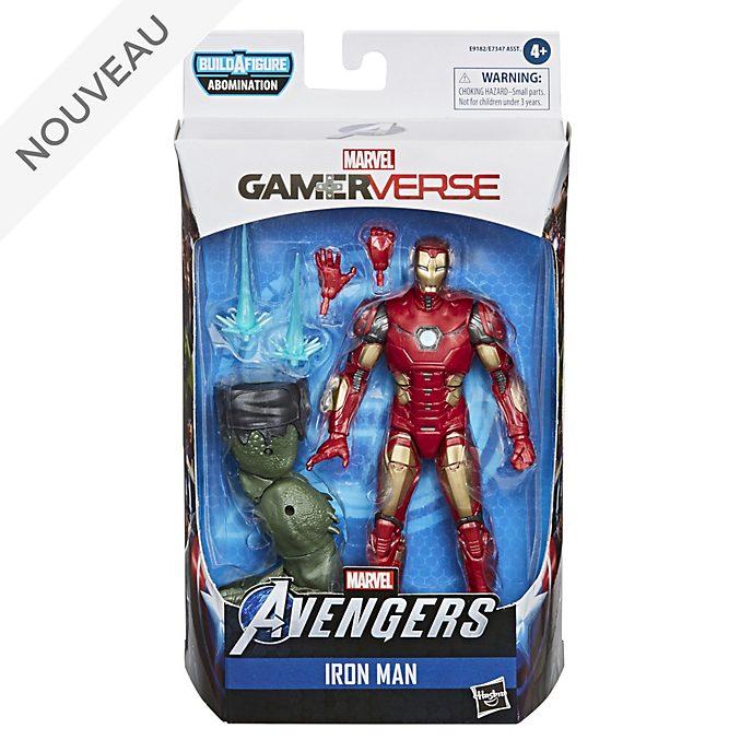 Hasbro Figurine Iron Man Gamerverse15cm, Marvel Legends Series