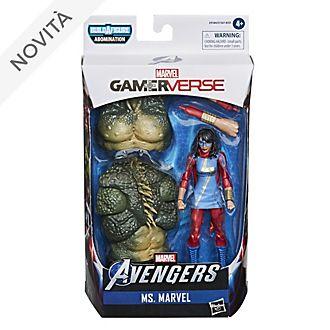 Action figure Ms. Marvel 15 cm serie Gamerverse Marvel Legends Hasbro