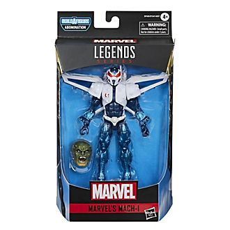 Hasbro Figurine Mach-1Gamerverse15cm, Marvel Legends Series