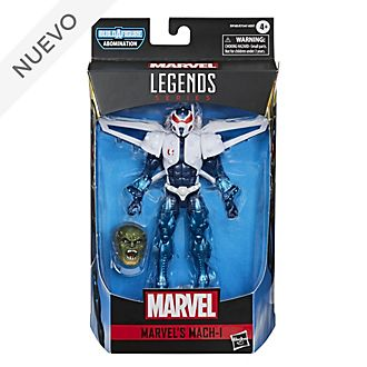 Figura acción Mach-I, Marvel, Gamerverse, serie Marvel Legends, Hasbro (15 cm)