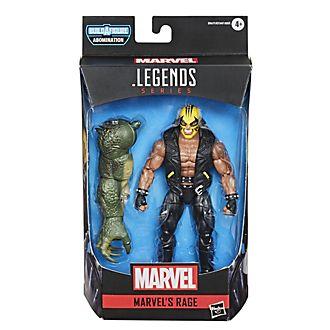 Hasbro Rage 6'' Gamerverse Marvel Legends Series Action Figure