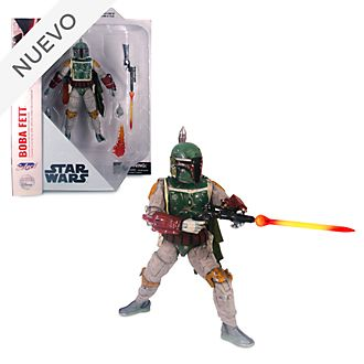 Figurita coleccionista Boba Fett, Diamond Select, Star Wars