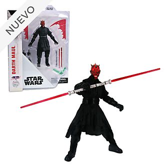 Figurita coleccionista Darth Maul, Diamond Select, Star Wars