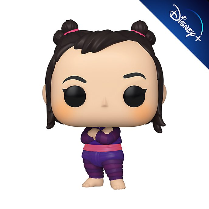 Funko Noi Pop! Vinyl Figure, Raya and the Last Dragon