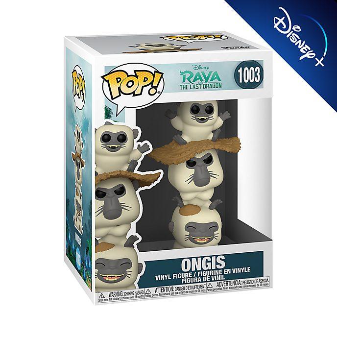 Figura Pop! de vinilo Ongis, Raya y el último dragón, Funko