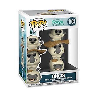 Funko Figurine Ongis Pop!en vinyle, Raya et le Dernier Dragon