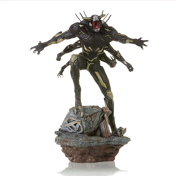 Iron Studios Outrider Collectible Figure, Avengers: Endgame