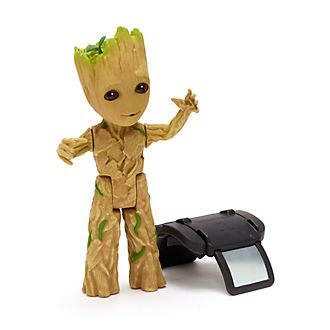 Disney Store Groot Interactive Talking Action Figure