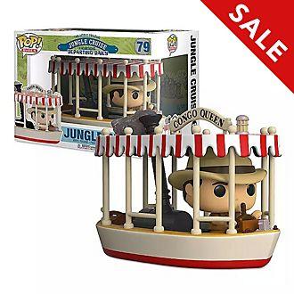 Funko Jungle Cruise Congo Queen Boat Pop! Rides Vinyl Figure