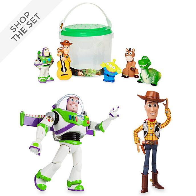 Disney Store Toy Story Toy Bundle