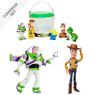 Set juguetes Toy Story, Disney Store