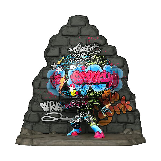 Figura de vinilo Pop! de arte callejero de lujo de Miles Morales Figura de vinilo