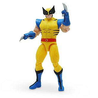 Disney Store Wolverine Talking Action Figure, X-Men