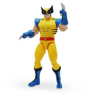Figura acción parlante Lobezno, X-Men, Disney Store