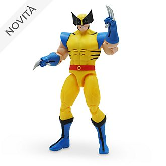 Action figure parlante Wolverine X-Men Disney Store