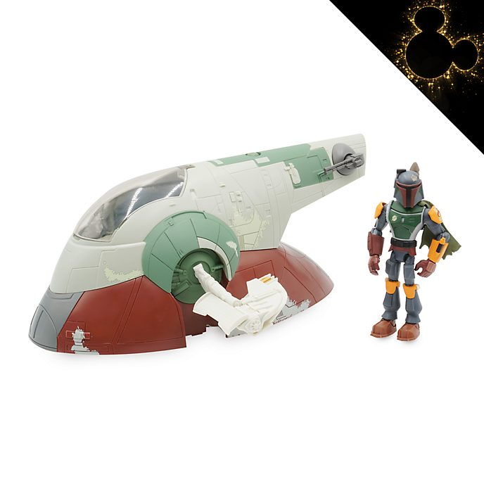 Disney Store Star Wars Toybox Vaisseau Esclave I