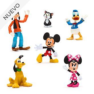 Set regalo figuras acción Mickey y sus amigos, Disney Toybox, Disney Store