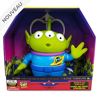 Disney Store Figurine Alien parlante, Toy Story