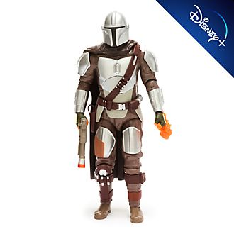 Disney Store The Mandalorian Talking Action Figure, Star Wars