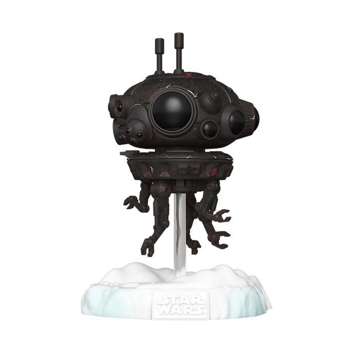 Funko Battle at Echo Base Probe Droid Pop! Vinyl Figure, Star Wars