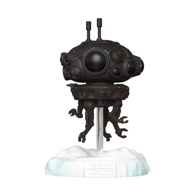 Personaggio in vinile Droide sonda Battaglia alla Base Echo serie Pop! di Funko, Star Wars
