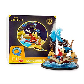 Quantum Mechanix Mickey Mouse Sorcerer's Apprentice Q-Fig Figurine