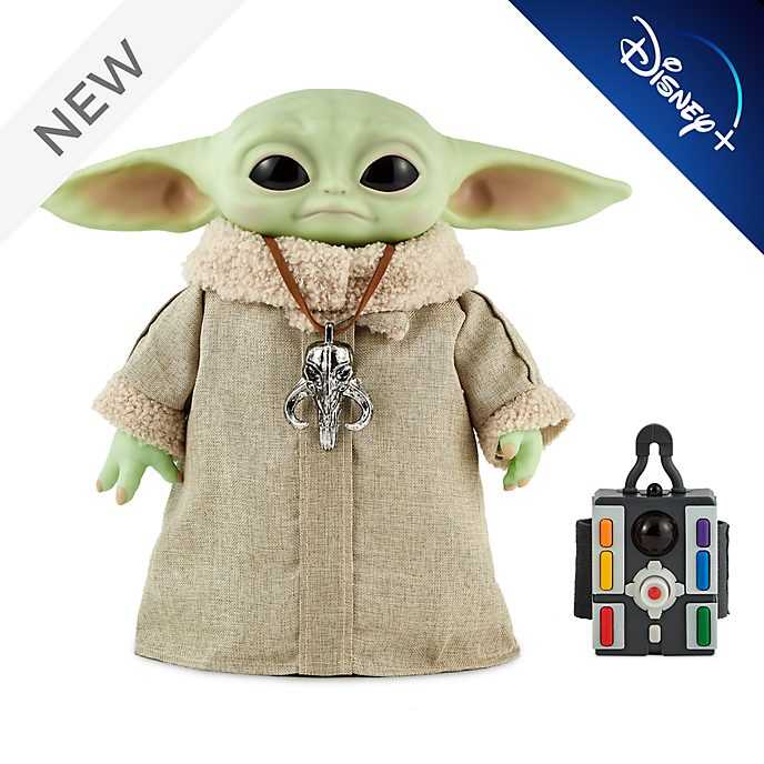 Mattel The Child Real Moves Soft Toy, Star Wars