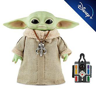 Mattel - Star Wars - Das Kind - exklusive Kuschelpuppe mit echten Bewegungen