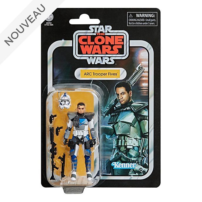 Hasbro Figurine ARC Trooper Fives, Star Wars: The Vintage Collection