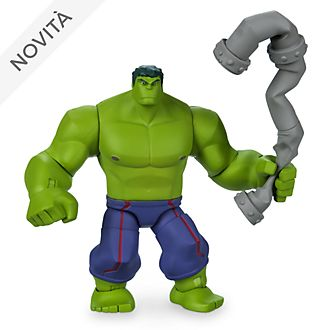 Action Figure Hulk, Marvel Toybox