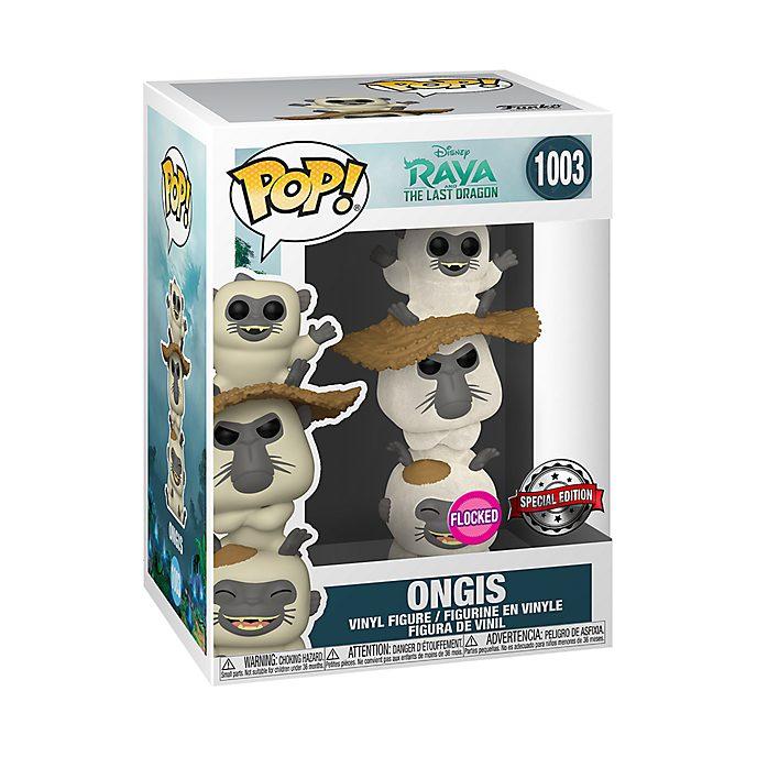 Funko figurine Pop! Ongis édition spécialeen vinyle, Raya et le Dernier Dragon