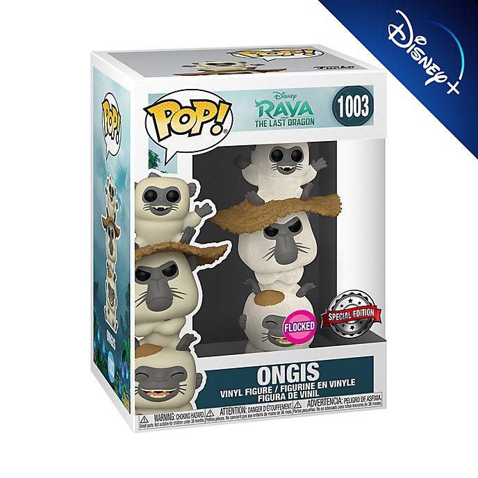 Statuetta in vinile Ongi edizione speciale serie Pop! di Funko, Raya e L'ultimo Drago