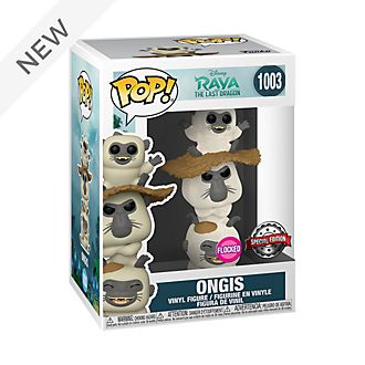 Funko Ongis Special Edition Pop! Vinyl Figure, Raya and the Last Dragon