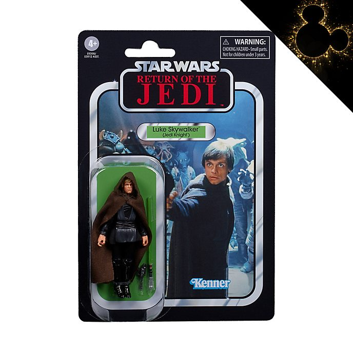 Hasbro Figurine Luke Skywalker (chevalier Jedi), Star Wars: The Vintage Collection