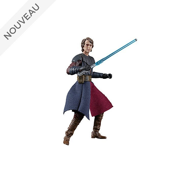 Hasbro Figurine Anakin Skywalker articulée, Star Wars: The Vintage Collection