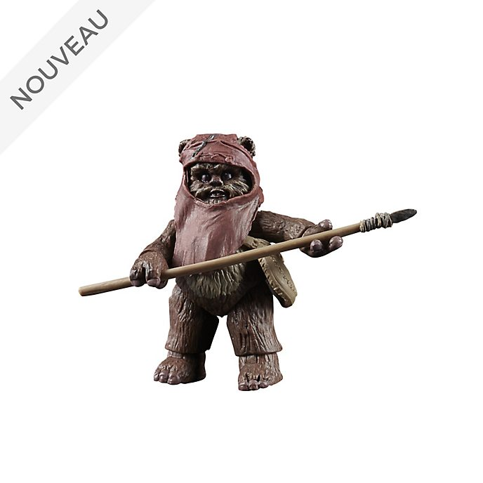 Hasbro Figurine Wicket, Star Wars: The Vintage Collection