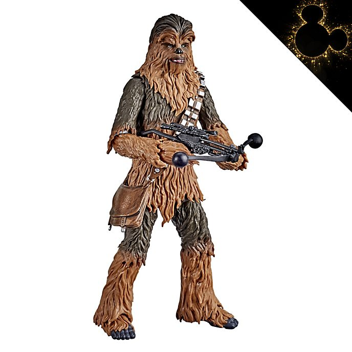 Hasbro Figurine Chewbacca articulée, Star Wars: The Black Series