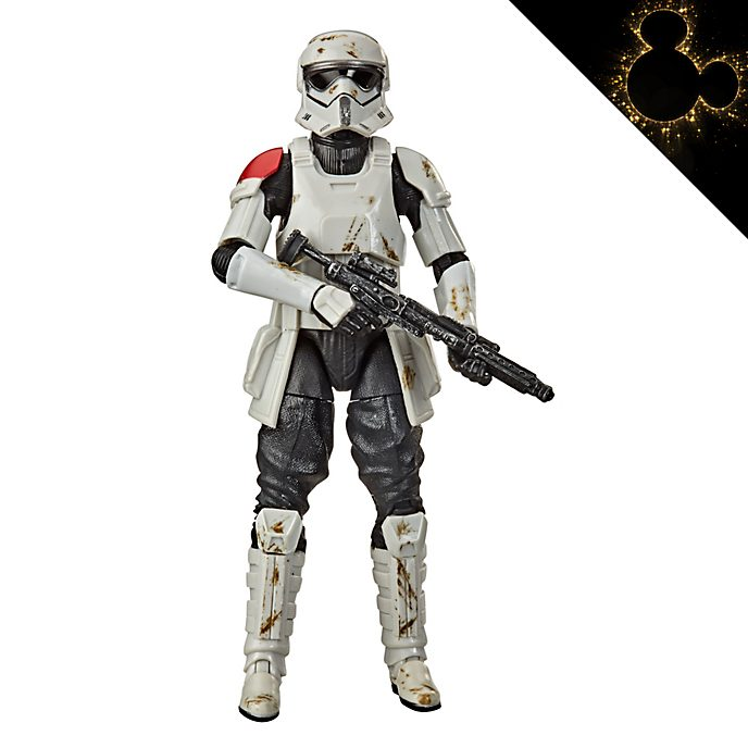 Hasbro Figurine Mountain Trooper articulée 15 cm, Star Wars: The Black Series
