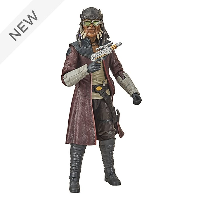 Hasbro Hondo Ohnaka 6'' The Black Series Action Figure, Star Wars