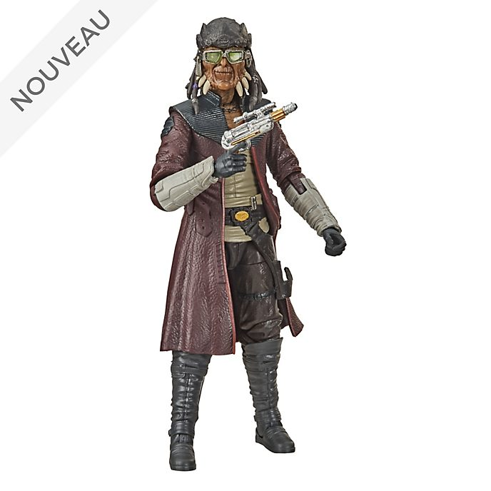 Hasbro Figurine Hondo Ohnaka articulée 15 cm, Star Wars: The Black Series