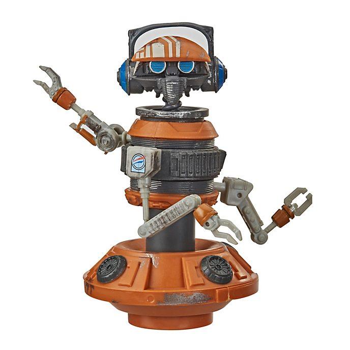 Hasbro DJ R-3X 6'' The Black Series Action Figure, Star Wars