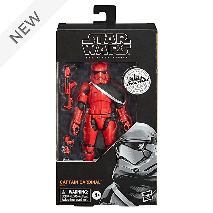 Hasbro Captain Cardinal 6'' The Black Series Action Figure