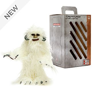 Disney Parks Wampa Creature Soft Toy, Star Wars: Galaxy's Edge