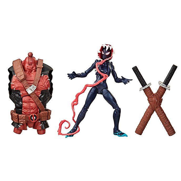 Hasbro Ghost-Spider 6'' Venompool Marvel Legends Series Action Figure