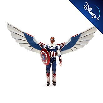 Action figure da collezione Capitan America Marvel Select