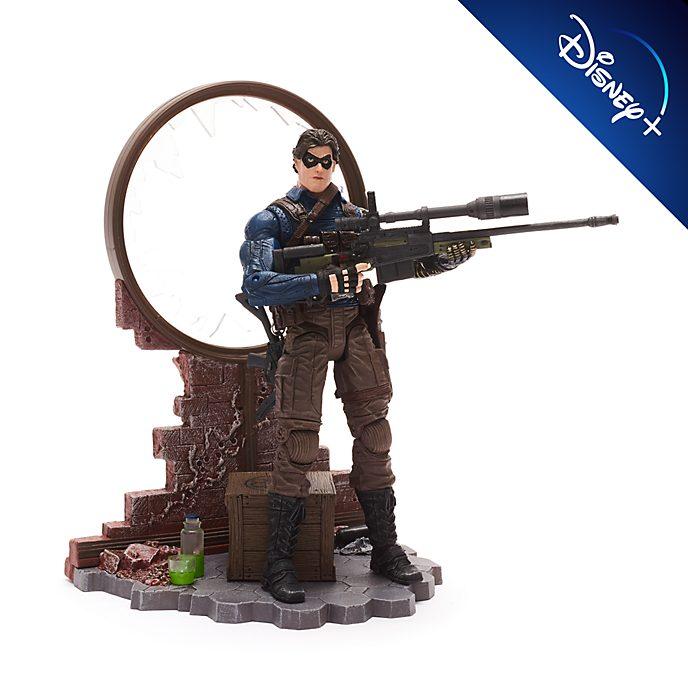 Action figure da collezione Winter Soldier Marvel Select