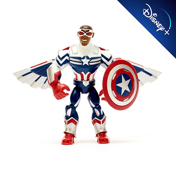 Disney Store - Marvel Toybox - Captain America - Actionfigur